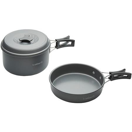 SET DE CUISINE TRAKKER ARMOLIFE 2-PIECE COOKWARE SET
