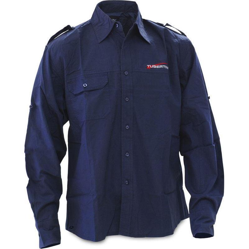 Shirt Tubertini Melbourne Blue Navy