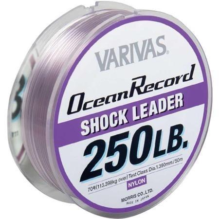 SHOCK LEADER VARIVAS OCEAN RECORD SHOCK LEADER - 50M