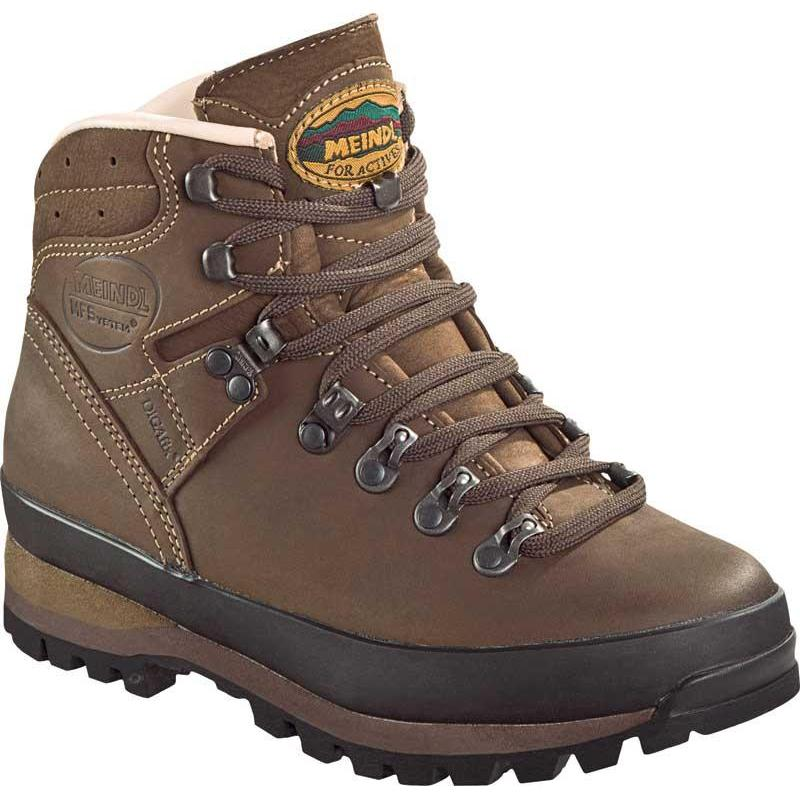 SHOES MEINDL BORNEO 2 MFS WOMAN BROWN