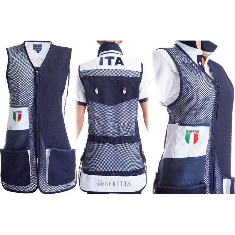 Shooting Vest Beretta Uniform Pro Trap Italia Sx