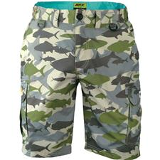 SHORT HOMME BKK FISHING - CAMOU