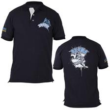 SHORT-SLEEVED POLO SHIRT MAN OKUMA SHIRT