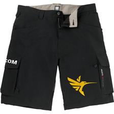 SHORTS HERREN MUSTO PERFORMANCE - SCHWARZ