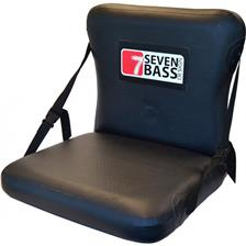SIEGE POUR FLOAT TUBE SEVEN BASS BLACK