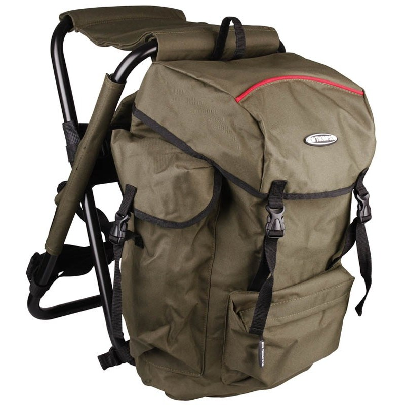 Siege Sac A Dos Ron Thompson Heavy Duty Xp Backpack Chair