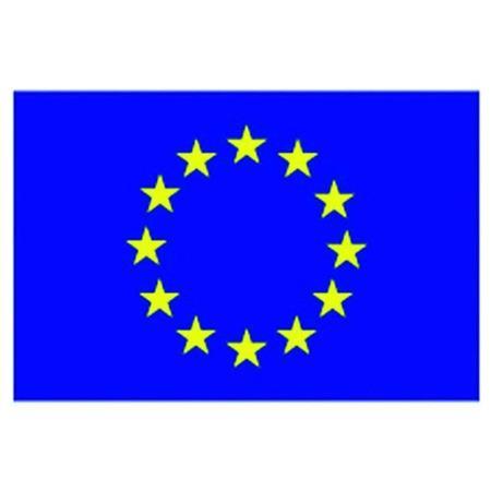SIGNAAL VLAG FORWATER PAVILLON EURO-FRANCE