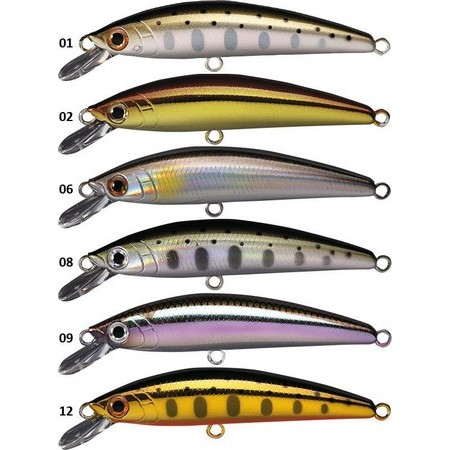 SINKING LURE SMITH TROUTIN WAVY