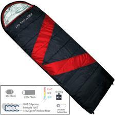 SLEEPING BAG 0°C FREETIME LITE TECH 1000R