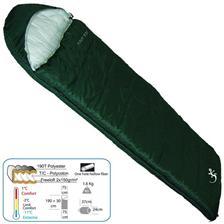 SLEEPING BAG -11°C FREETIME CONDOR 300+