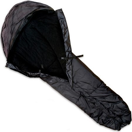 SLEEPING BAG BLACK CAT BED CHAIR COVER