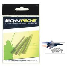 SLEEVES ANTI TANGLE TECHNIPÊCHE SCHOCKLEADER - PACK DE 6