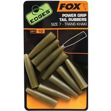 SLEEVES FOX EDGES POWER GRIP TAIL RUBBERS