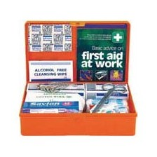 SMALL FIRST AID KIT PLASTIMO