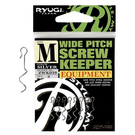 SNAP RYUGI SCREW KEEPER - 8ER PACK