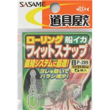 SNAP SASAME FIT SNAP ROLLING - PACK OF 5