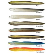 SOFT LURE CASTAIC JERKY J EEL - PACK OF 4