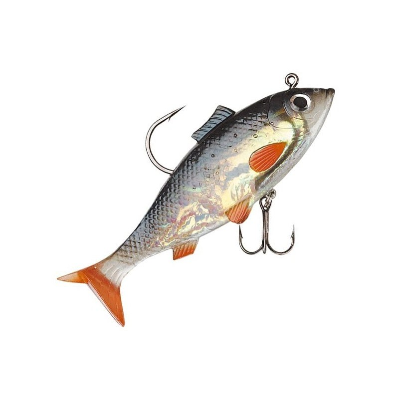 Soft lure storm wildeye live roach for Storm fishing lures