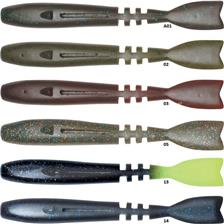 SOFT LURE VALLEY HILL OYA BEE - 14CM - PACK OF 5