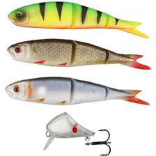 SOFT LURES KIT SAVAGE GEAR SOFT 4 PLAY LIP SCULL KIT