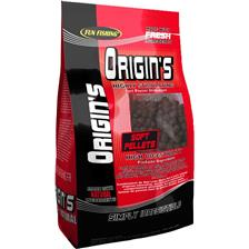 SOFT PELLETS FUN FISHING ORIGIN'S - 800G