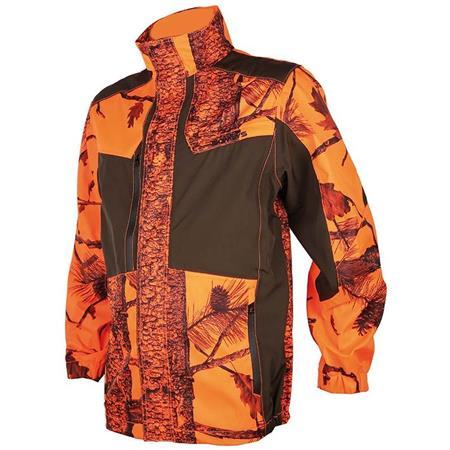 SOFTSHELL HOMME SOMLYS 421 SUMMER JKT - CAMO ORANGE