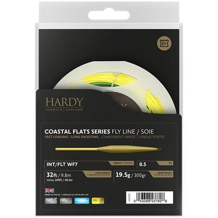 SOIE HARDY COASTAL FLAT SERIE INT/FLT