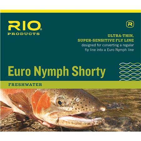 SOIE MOUCHE RIO FIPS EURO NYMPH SHORTY