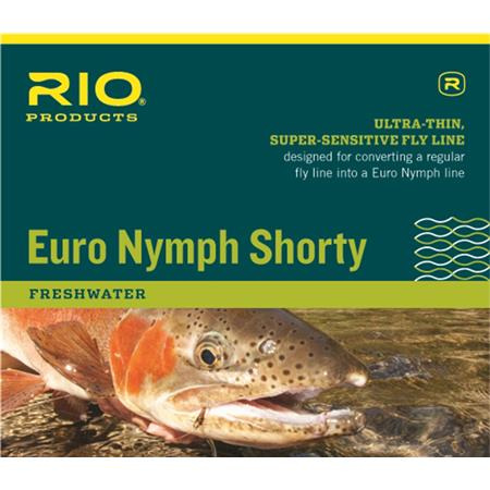 SOIE MOUCHE RIO PREMIER TECHNICAL EURO NYMPH SHORTY