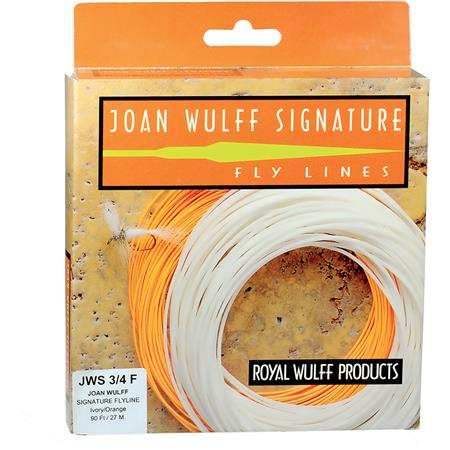 SOIE MOUCHE ROYAL WULFF PRODUCTS JOAN WULFF SIGNATURE