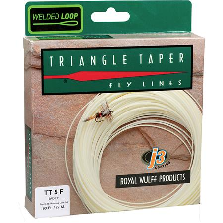SOIE MOUCHE ROYAL WULFF PRODUCTS TRIANGLE TAPER