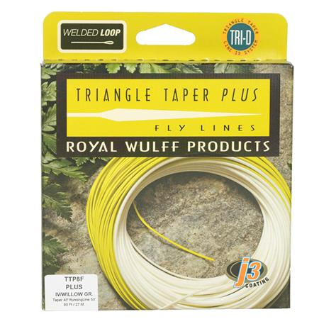 SOIE MOUCHE ROYAL WULFF PRODUCTS TRIANGLE TAPER PLUS