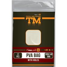 SOLUBLE BAG PROLOGIC TOTAL MELTDOWN PVA BAG WITH HOLES
