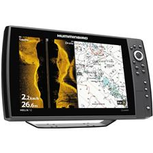 SONDA GPS-COLOR HUMMINBIRD HELIX 12 CHIRP SI
