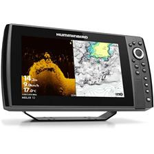 SONDA GPS HUMMINBIRD HELIX 10G3N CHIRP MEGA DI+