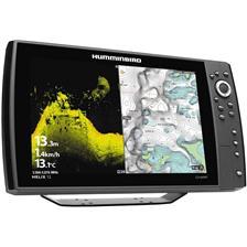 SONDA GPS HUMMINBIRD HELIX 12G3N CHIRP MEGA DI+