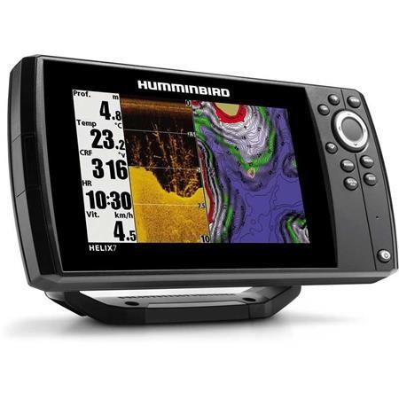 SONDA GPS HUMMINBIRD HELIX 7G3 CHIRP MEGA DI