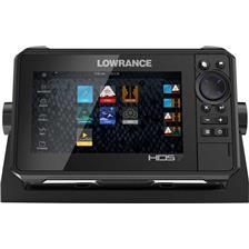 SONDA GPS LOWRANCE HDS-7 LIVE