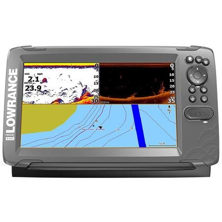 SONDA GPS LOWRANCE HOOK 2 - 9 SPLIT SHOT