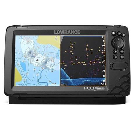 SONDA GPS LOWRANCE HOOK REVEAL 9