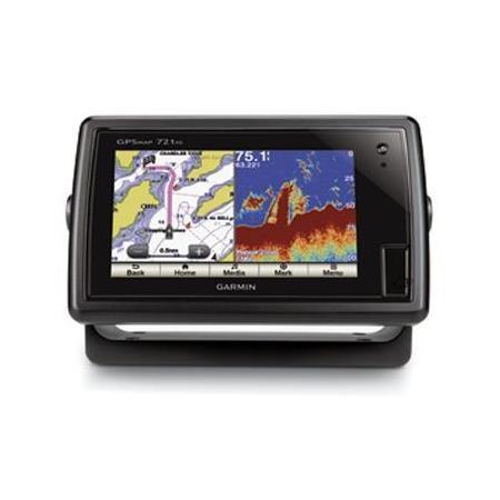SONDEUR / GPS COULEUR GARMIN GPSMAP 721XS