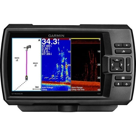 SONDEUR / GPS COULEUR GARMIN STRIKER 7CV