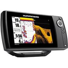 SONDEUR / GPS COULEUR HUMMINBIRD CHIRP HELIX 7 G2 DI