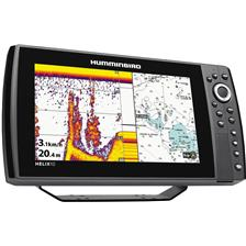 SONDEUR / GPS COULEUR HUMMINBIRD HELIX 10 2D