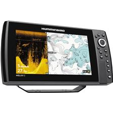 SONDEUR / GPS COULEUR HUMMINBIRD HELIX 10 DI - SPECIAL SALON NAUTIC PARIS