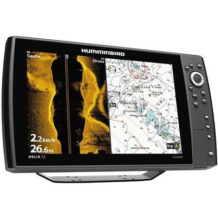 SONDEUR / GPS COULEUR HUMMINBIRD HELIX 12 CHIRP SI