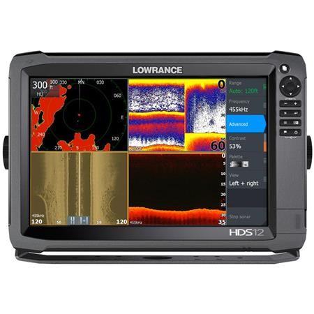SONDEUR / GPS COULEUR LOWRANCE HDS-12 GEN3