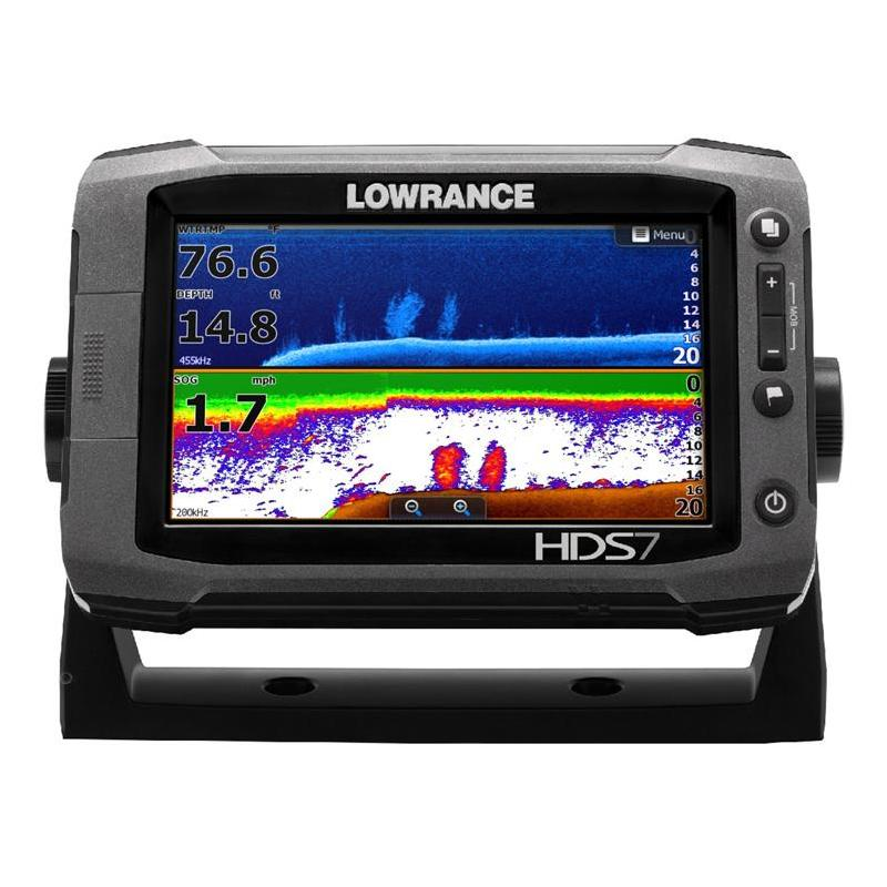 sondeur gps couleur lowrance hds 7 gen 2 touch. Black Bedroom Furniture Sets. Home Design Ideas