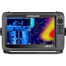 Instrumentation Lowrance HDS 9 GEN3 HDS 9 GEN3 + 83/200 TA+ STRUCTURE SCAN 3D
