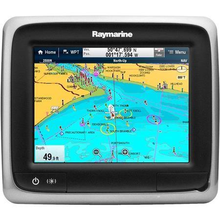 SONDEUR / GPS COULEUR RAYMARINE A68